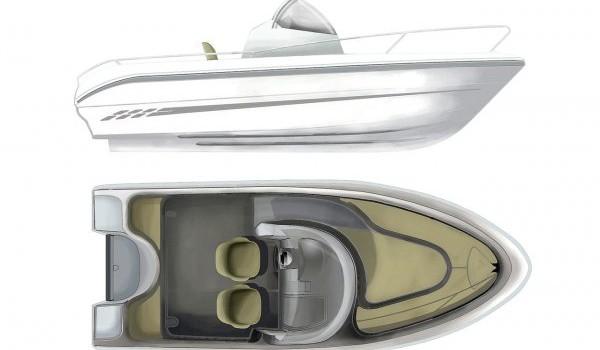 Stellen Sie sich das Wunschboot mit Ihrer Ausstattung zusammen, an der Müritz bauen wir Ihr Motorboot für den Bootsurlaub.